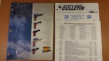1998 Springfield Armory Custom Dealer Price - 1911-A1 Super Tuned M1 Garand Etc