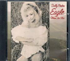 CD ALBUM 11 TITRES--DOLLY PARTON--EAGLE WHEN SHE FLIES--1991