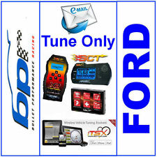 Email Tunes FORD SCT FLASH TUNER  X3 X4 -BA BF FG 6Cly XR6T Turbo F6 FPV Stage 1