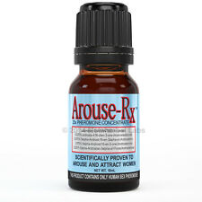 Arouse-Rx 25x Human Sex Pheromone Concentrate UNSCENTED * Cologne Additive *