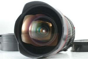 [Almost UNUSED] Canon New FD NFD 14mm f/2.8 L Wideangle MF Lens from JAPAN