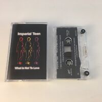 Imperial Teen - What Is Not to Love Cassette (1999, Slash) RARE OOP