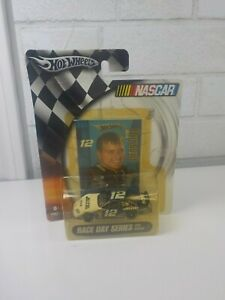 #12 RYAN NEWMAN - ALLTEL DODGE - HOT WHEELS 1:64 CAR - 2004 RACE DAY SERIES
