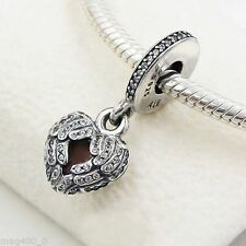 Ciondoli di lusso colore fantasia in argento
