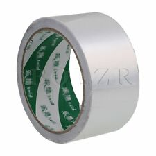 0.16mm x 15m Aluminum Tape High Temperature Tape Resist Heat Shield Adhesive