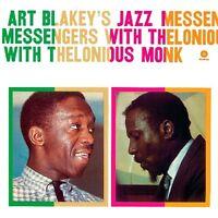 Art Blakey, Art Blak - Art Blakeys Jazz Messengers with Thelonious Monk [New Vin