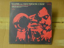 RT LP VINYL RECORD CHUCK MANGIONE - TOGETHER: CONCERT (2LPs) (OPEN)