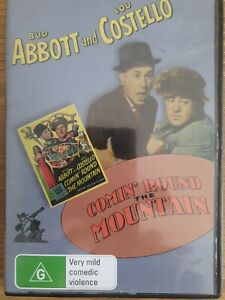 Comin' Round the Mountain -  Abbott and Costello Dvd