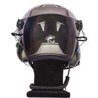 Paramotor / Avionic NAC Horus Full HD Wireless / Wired Helmet - Tri intercom