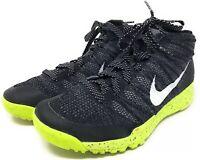 the latest 11bf8 6fa1b Nike Flyknit Trainer Chukka FSB Sochi Winter Olympics Black Size 10  625009-017