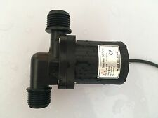 24VDC Micro Pump DC40C-2460 Low Noise Continuous Work for Cooling,Small Fountain