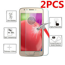 For Motorola Moto G8/G7/G6/G5/Z2/Z4/E6 Play/Plus Tempered Glass Screen Protector