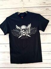 Del Sol T-Shirt Size Small Color Change Black Pirate Aruba Design Short Sleeve