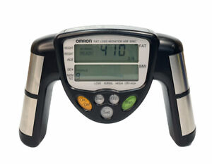 Omron Fat Loss Monitor HBF-306CN BMI Body Fat Loss Monitor Tested