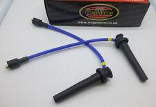 MG ZR/ZS/ZT 120 PETROL MAGNECOR HT IGNITION LEAD SET, 1.8i, BLUE 8mm, 40393, NEW