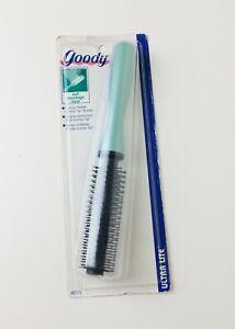 Vintage Goody Round Curl Styler Style Hair Brush SEALED # 87173 Retro 1990's