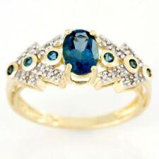 Handmade Diamond Cocktail Fine Rings