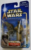 STAR WARS Attack of the Clones TUSKEN RAIDER with Massiff Figure