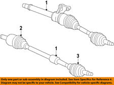 Jeep CHRYSLER OEM 16-17 Patriot Rear Suspension-Axle Assembly 52123873AC