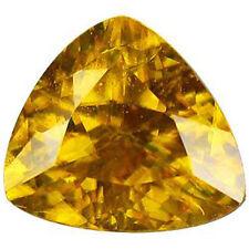 Trillion Loose Sphene & Titanite Gemstones
