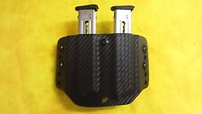 MAGAZINE MAG HOLSTER BLACK KYDEX Smith and Wesson S&W Model 22A