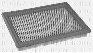 BORG & BECK AIR FILTER FOR NISSAN PRIMERA PETROL 1.6 HATCHBACK 75KW