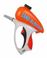 Sandblasting Gun Air Sandblaster Rust Nemesis Ergonomic Sand blasting Gun Tools