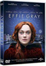 """DVD """"Effie Gray""""  Emma Thompson  NEUF SOUS BLISTER"""