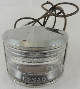 1950 1951 Desoto MOPAR Accessory Back Up Light Lamp Assembly