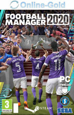 Football Manager 2020 Key - PC Steam Digital Juego clave Deportes EU/ES