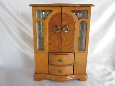 Armoir - Hutch Jewelry Box Pre-Owned