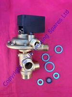 Worcester 9.24 Electronic Mark 2 BF OF & RSF Diverter Valve 87161424500 ZAGAS167