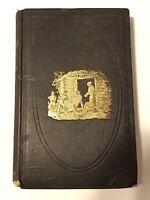 Uncle Tom's Cabin 1852 1st Edition Volume 1 Harriet Beecher Stowe Vintage Book