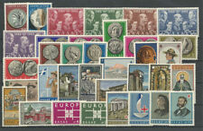 Greece  Complete year set 1963 MNH **.