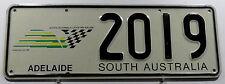 "Nummernschild Australien South Australia ""ADELAIDE FORMULA 1 GRAND PRIX"".12452."