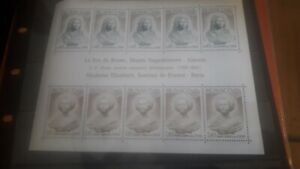 Monaco 1974 SG MS1125 Unmounted Mint Miniature Sheet in Unmounted Mint Condition