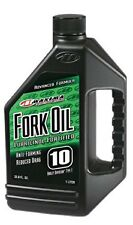 Maxima Motorcycle MX 10W Fork Oil 16 OZ Bottle