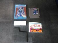 NES Rollerball (Nintendo Entertainment System, 1990) in Original Box!