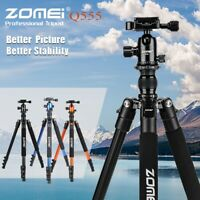 """ZOMEI 63"""" Travel Tripod Portable&Ball Head for Canon Nikon Digital Camera Video"""
