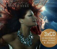 ANDREA BERG - ATLANTIS  3 CD NEU