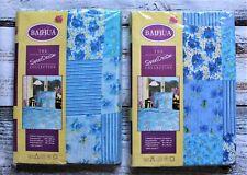 3 Piece Single Bedsheet Set Duvet Cover Small Big Pillow Cover Floral Geometric