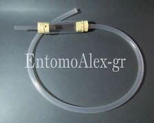 EXHAUSTER  30mm plexiglass tube aspirator  aspiratore entomologico insetti medi