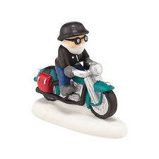 Dept 56 North Pole Knucklehead on a Mission D56 Village 4035576 New Np 2013