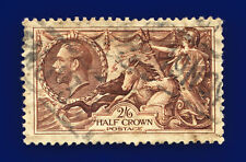 1934 SG450 2s6d Chocolate-Brown N73(1) Good Used Cat £40 cqbl