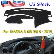 FOR 2010-2013 MAZDA 3 DASH SUN COVER MAT INNER CAR DASHBOARD DashMat PAD USA