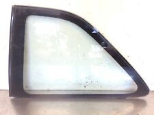 90-93 Integra 3Dr L Left Quarter Panel Vent Glass Triangle Window Used OEM