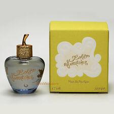 Mini Perfume Lolita Lempicka Eau de Parfum 5 Ml 0.17 Oz Miniature Bottle NIB