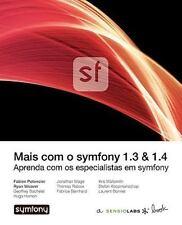 Mais Com o Symfony by Fabien Potencier (2010, Paperback)