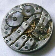 Movement Lextol Pocket Watch - 43Mm Diameter - For Repair Or Parts -