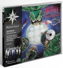 Autopsy – Severed Survival CD / New Re w/ Bonus Tracks (2018)  Death Metal
